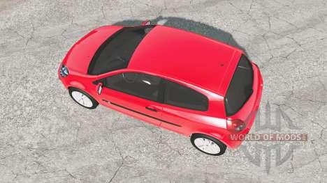 Renault Clio 3-door 2006 для BeamNG Drive