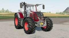 Fendt 700 Variѻ для Farming Simulator 2017