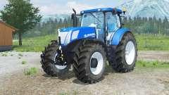New Holland T7.2Ձ0 для Farming Simulator 2013