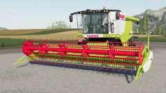 Claas Lexioᵰ 600 для Farming Simulator 2017