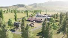 Black Mountain Montana для Farming Simulator 2017