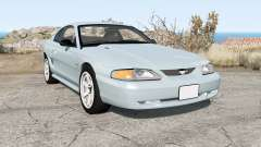 Ford Mustang GT coupe 1996 для BeamNG Drive