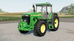 John Deere 8000-serieꜱ для Farming Simulator 2017