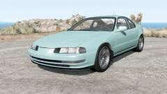 Honda Prelude 1992 для BeamNG Drive