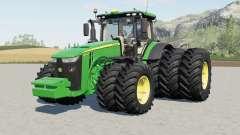 John Deere 8R-series EU для Farming Simulator 2017