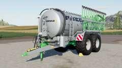 Joskin Modulo2 16000 ⰌEB для Farming Simulator 2017