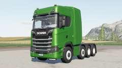 Scania R730 8x৪ для Farming Simulator 2017