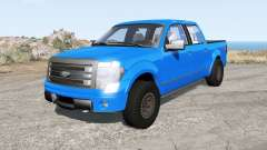 Ford F-150 Platinum SuperCrew 2008 для BeamNG Drive