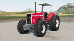 Massey Ferguson 660 для Farming Simulator 2017