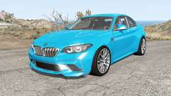 BMW M2 Competition (F87) 2018 для BeamNG Drive