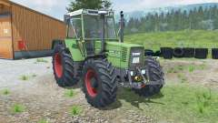 Fendt Favorit 615 LSA Turbomatik Є для Farming Simulator 2013