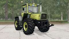 Mercedes-Benz Trac 1800 Intercooleᵲ для Farming Simulator 2015