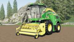 John Deere 8000i-serieᵴ для Farming Simulator 2017