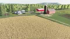 Richland County для Farming Simulator 2017