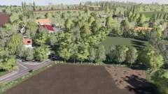 Gemeinde Radᶒ для Farming Simulator 2017