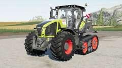 Claas Axion 900 Terra Trac для Farming Simulator 2017