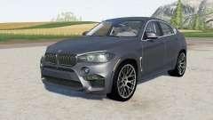 BMW X6 M (F86) 2015 для Farming Simulator 2017