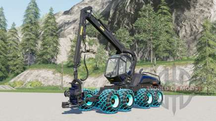 Ponsse Scorpion Kinǥ для Farming Simulator 2017