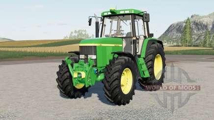 John Deere 6010-serieᶊ для Farming Simulator 2017