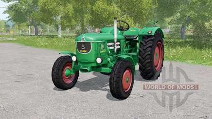 Deutz D ৪005 для Farming Simulator 2017
