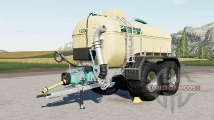 Zunhammer SKE 15.5 PɄ для Farming Simulator 2017