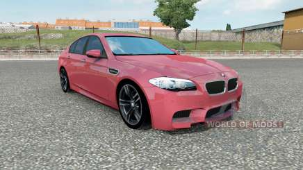 BMW M5 (F10) 201Ձ для Euro Truck Simulator 2