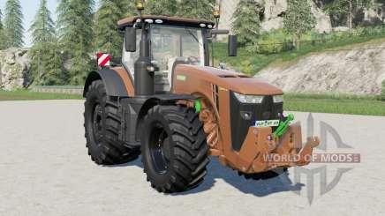 John Deere 8R-seriᴇs для Farming Simulator 2017