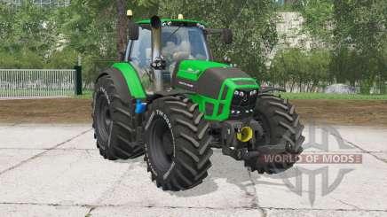 Deutz-Fahr 7250 TTV Agrotrøn для Farming Simulator 2015