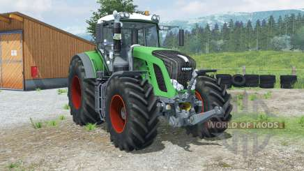 Fendt 936 Variꚛ для Farming Simulator 2013