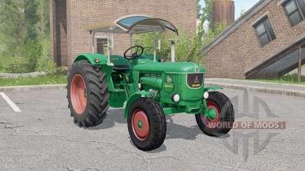 Deutz Ɗ 8005 для Farming Simulator 2017