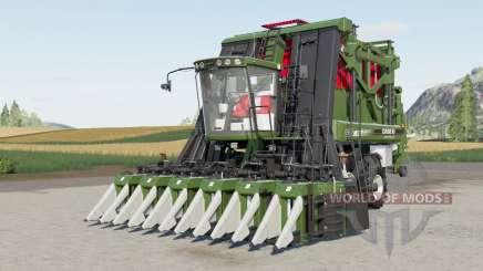 Case IH Module Express 63ⴝ для Farming Simulator 2017