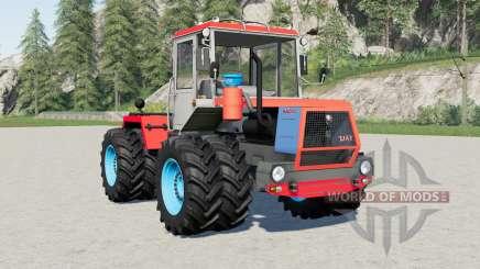 Skoda-LIAƵ 180 для Farming Simulator 2017