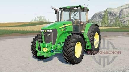 John Deere 7030-serieʂ для Farming Simulator 2017