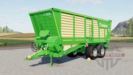 Krone TX 460 Ɗ для Farming Simulator 2017