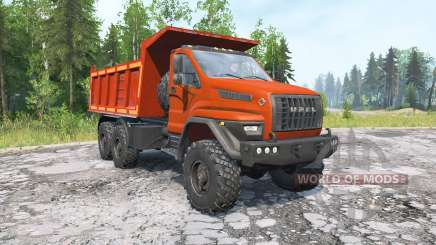Урал-5557-6121-72 для MudRunner