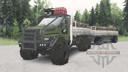 Урал-4320-6951-74 для Spin Tires