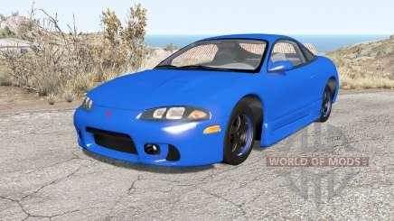 Mitsubishi Eclipse (D30) 1997 для BeamNG Drive