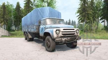 ЗиЛ-133Г1 для MudRunner
