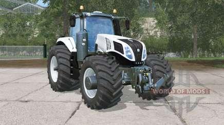 New Holland Ꚑ8.320 для Farming Simulator 2015