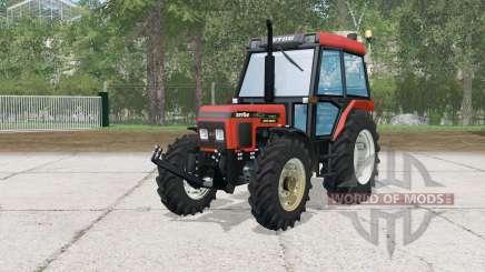Zetor 7340 Turbꝍ для Farming Simulator 2015