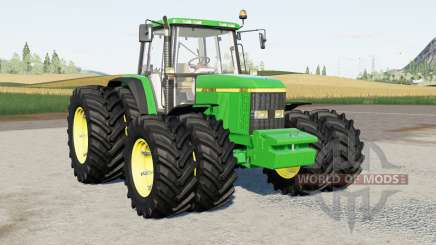 John Deere 6010-serieꞩ для Farming Simulator 2017