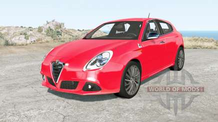 Alfa Romeo Giulietta (940) 2013 для BeamNG Drive