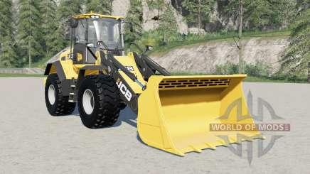 JCB 435 S mining wheels для Farming Simulator 2017