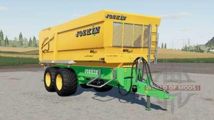 Joskin Trans-Space 7000-Ձ7 для Farming Simulator 2017