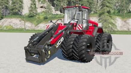 JCB 43ƽ S для Farming Simulator 2017