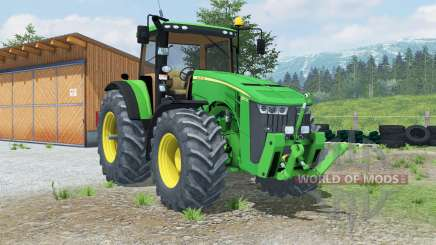 John Deere 8370Ꞧ для Farming Simulator 2013