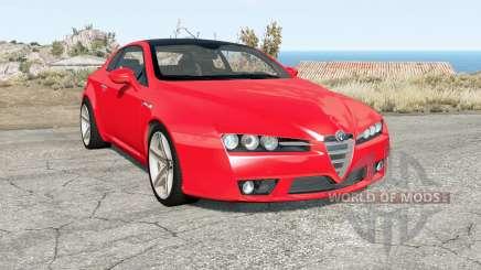 Alfa Romeo Brera (939D) 2008 для BeamNG Drive