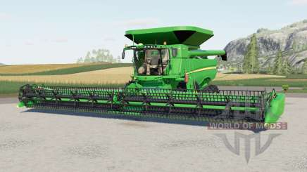 John Deere S700-serieᵴ для Farming Simulator 2017