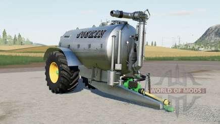 Joskin Modulo2 8400 ME для Farming Simulator 2017