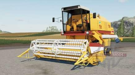 Bizon 50ⴝ8 для Farming Simulator 2017